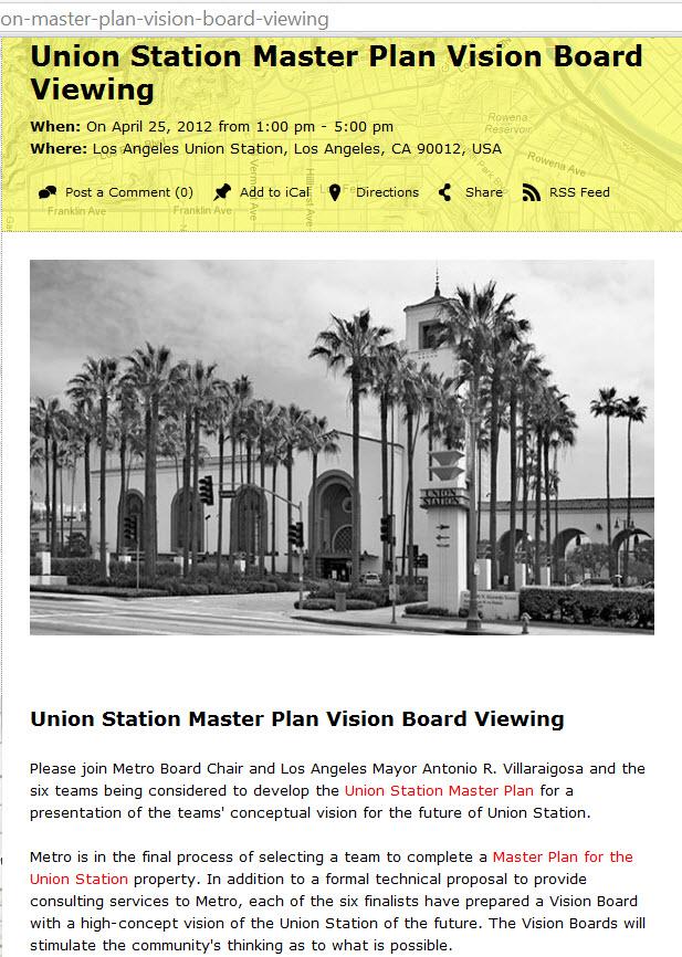 Visionboardmasterplan